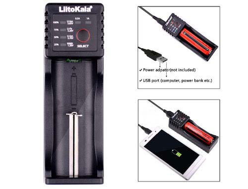 Power Bank Liitokala-100